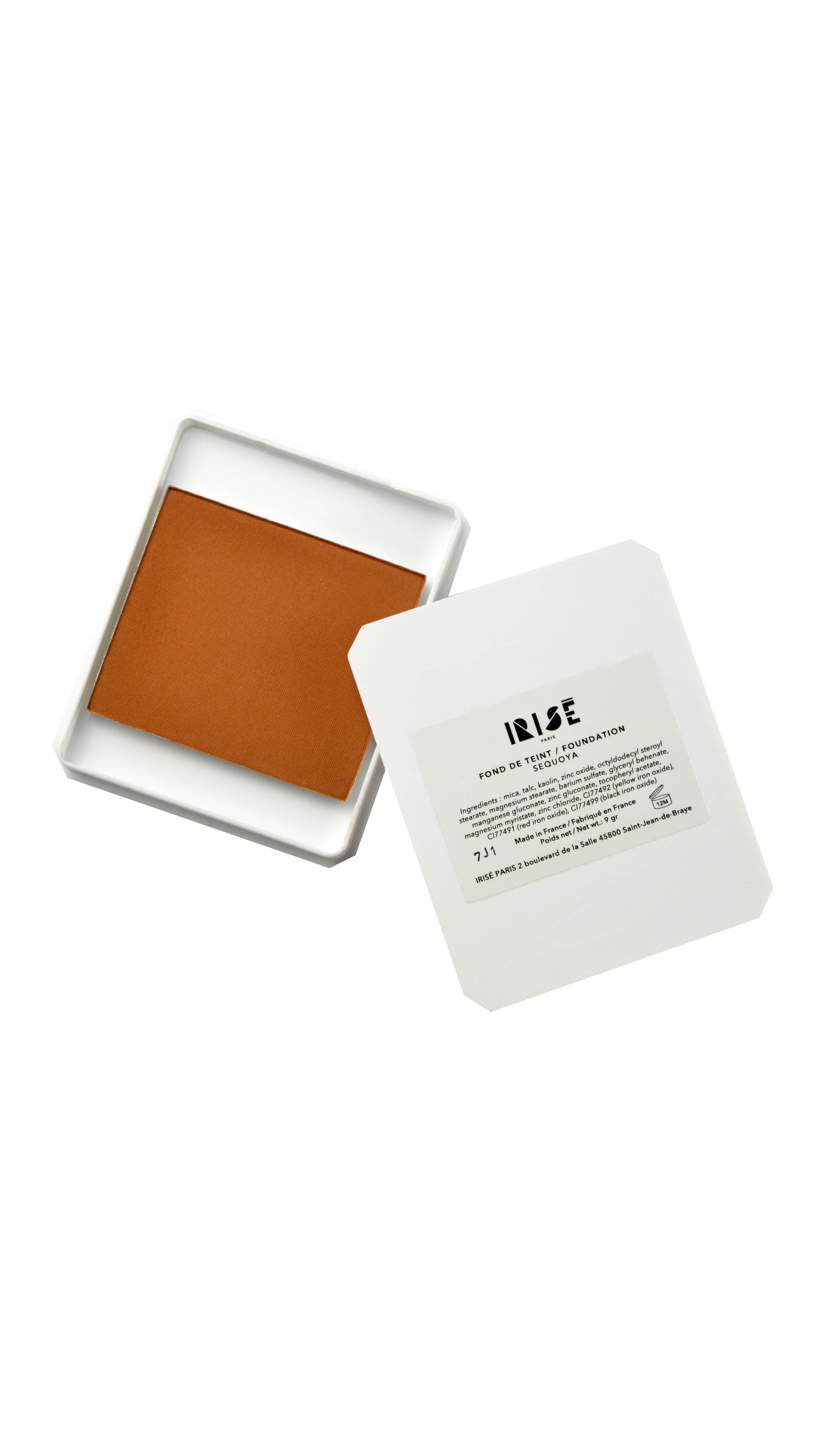 fond de teint poudre peau metisse
