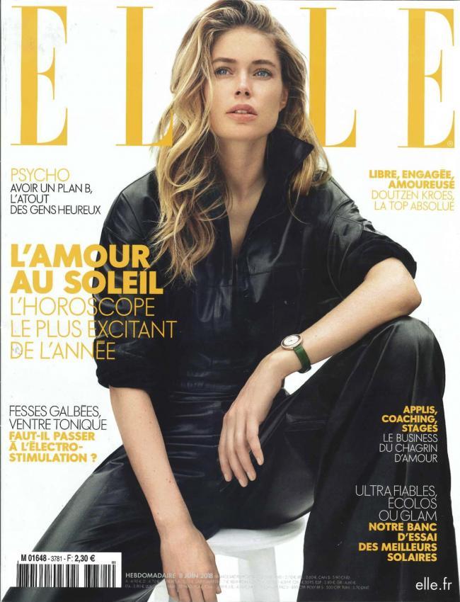 Elle Magazine - Mai 2018